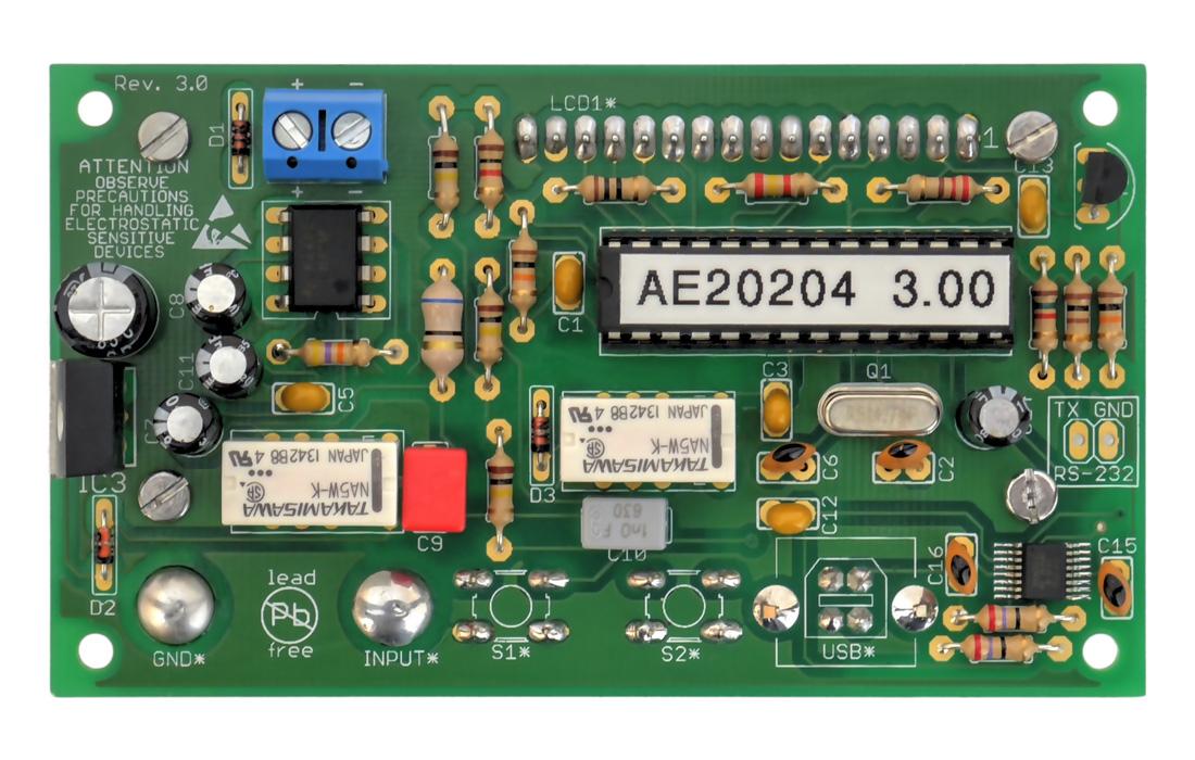 AE20204 PCB