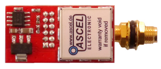 AE204014 8 GHz Power Meter Modul für AE20401 5.8 GHz Frequenzzähler / Power Meter