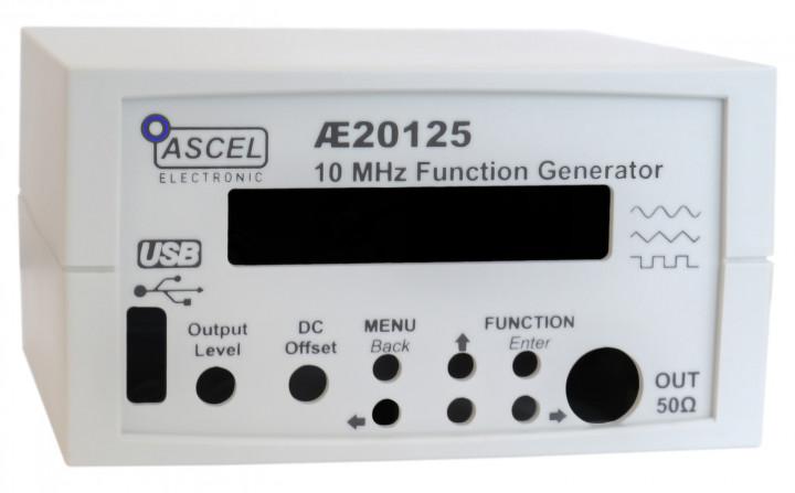 Gehäuse für AE20125 Funktionsgenerator