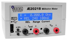 AE20218 Milliohm Meter