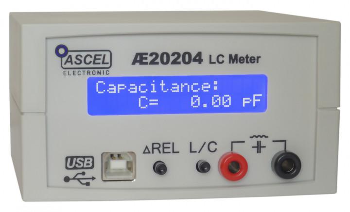 AE20204 Hochpräzises LC-Meter