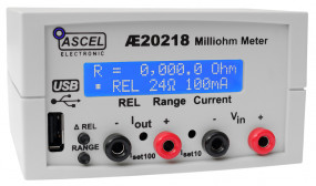 AE20218 Milliohm Meter Downloads